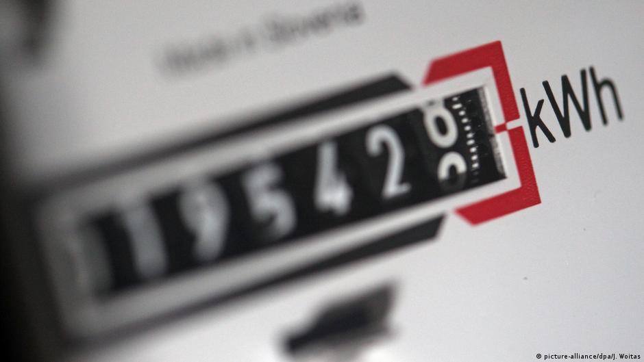 Symbolbild Stromzähler & Strompreis | Klimadebatte