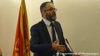 Direktor crnogorske Uprave za ugljovodonike Vladan Dubljević