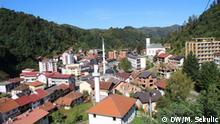 Bosnien und Herzegowina   Srebrenica   Projekt Youth United in Peace   Stadtansicht