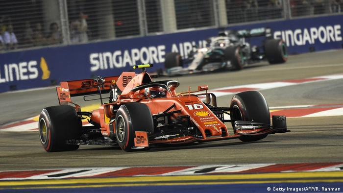 Formula One Charles Leclerc
