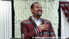 Äthiopien | Premier Minister Abiy Ahmed besucht Hosaena