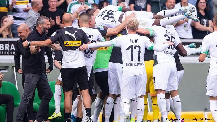 Bundesliga Matchday 5 in pictures