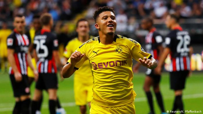 Champions League: Inter clash a chance for redemption for Dortmund's Jadon Sancho