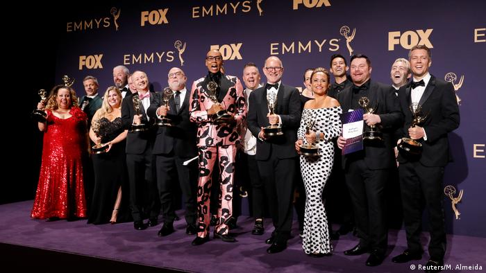 USA Emmy Awards in Los Angeles | RuPaul's Drag Race (Reuters/M. Almeida)