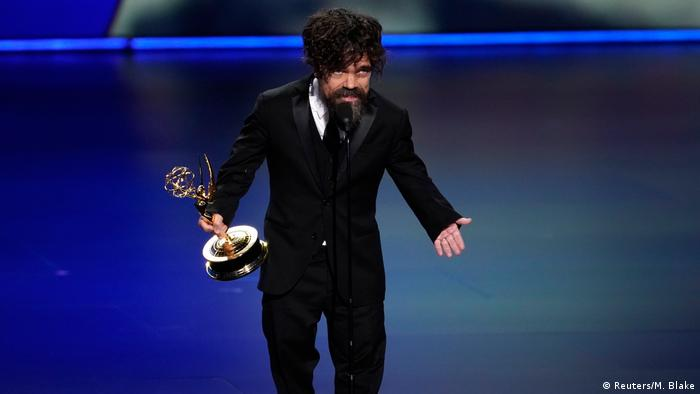 USA Emmy Awards in Los Angeles | Peter Dinklage