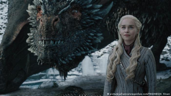 TV-Serie Game of Thrones (picture-alliance/oregonlive.com/TNS/HBO/H. Sloan)