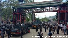 Indonesien Papua Unruhen in Wamena