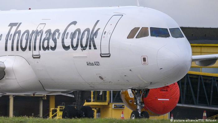 Thomas Cook Airlines (picture-alliance/TT/J. Nilsson)
