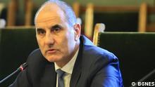 Tsvetan Tsvetanov bulgarischer Politiker