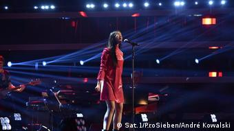 Claudia Emmanuela Santoso The Voice of Germany (Sat.1/ProSieben/André Kowalski)