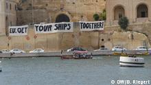 EU Innenminister Treffen auf Malta