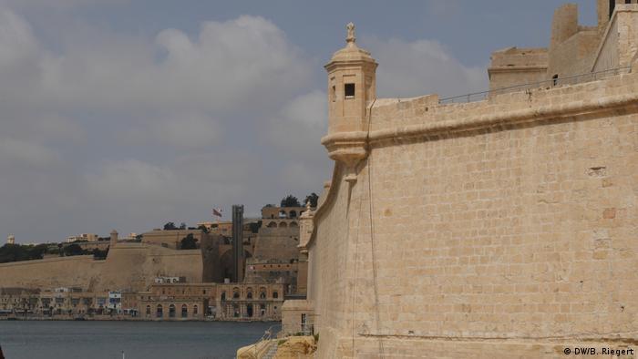 Fortăreața din capitala Maltei, Valletta