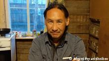 Alexandr Gabyschew Schamane aus Jakutsk
