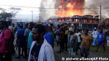 Indonesien Papua-Provinz | Proteste & Gewalt