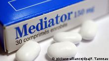 The Mediator pills (picture-alliance/dpa/F. Tanneau)