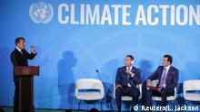 UN-Klimagipfel New York | Emmanuel Macron, Frankreich