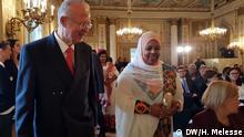 23.09.2019 Friedensministerin Muferihat Kamil nimmt Hessischen Friedenspreis stellvertretend für Abiy Ahmed Ali an
