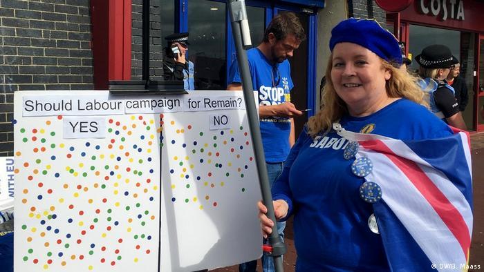 Großbritanien | Labour Parteitag in Brighton