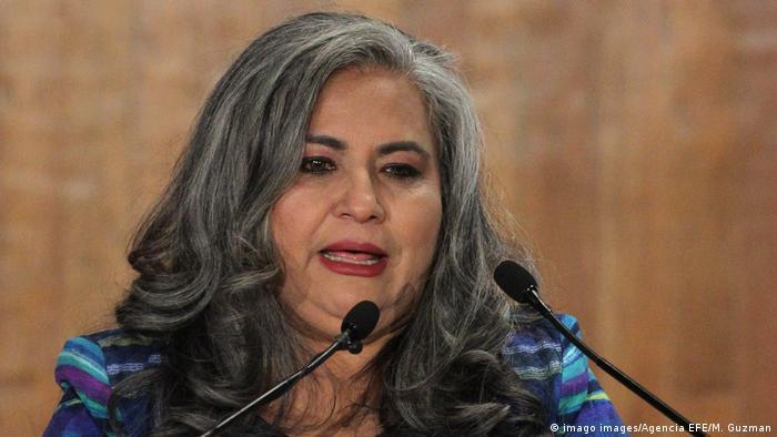Mexiko | Martha Alicia Camacho | Guerrillera (imago images/Agencia EFE/M. Guzman)