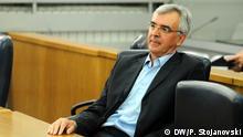 Nord-Mazedonien Zoran Verusevski Ex-Spionageabwehrchef