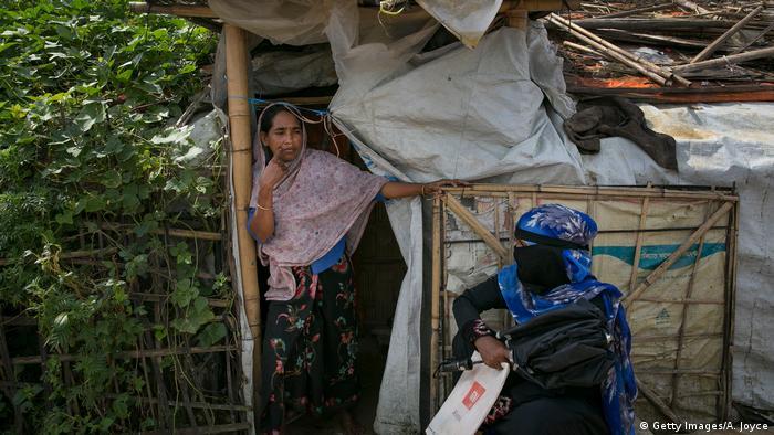 Bangladesch Rohingya Flüchtlingscamp in Cox's Bazar