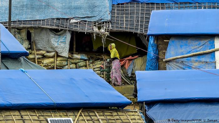 Bangladesch Rohingya Flüchtlingscamp in Ukhia