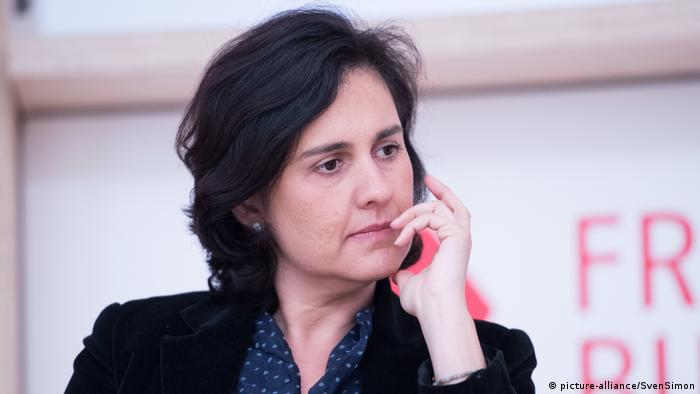 Frankfurter Buchmesse 2018 Kamila Shamsie, Autorin