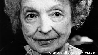 Nobel Laureate and pro-Israel author Nelly Sachs