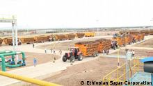 Äthiopien Omo Kuraz Zuckerfabrik