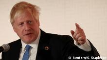 UN-Klimagipfel New York 2019 | Boris Johnson, Premierminister Großbritannien