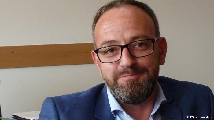 Fatos Makolli, head of Kosovo's antiterrorism bureau