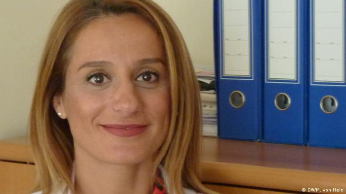 Kosovar psychologist Valbona Tafilaj