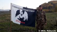 Auf dem Foto: Einer der Anhänger vom Schaman Alexandr Gabyschew © Kirill Muhtarulin