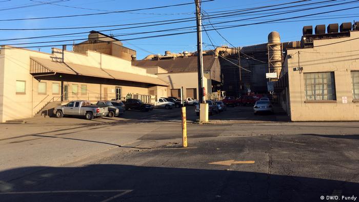 USA Huntington, West Virginia   Stahlwerk Steel of West Virginia