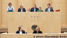 Deutschland Bundesrat in Berlin | Daniel Günther (CDU), Bundesratspräsident