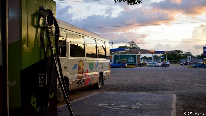 Costa Rica San Jose Bus