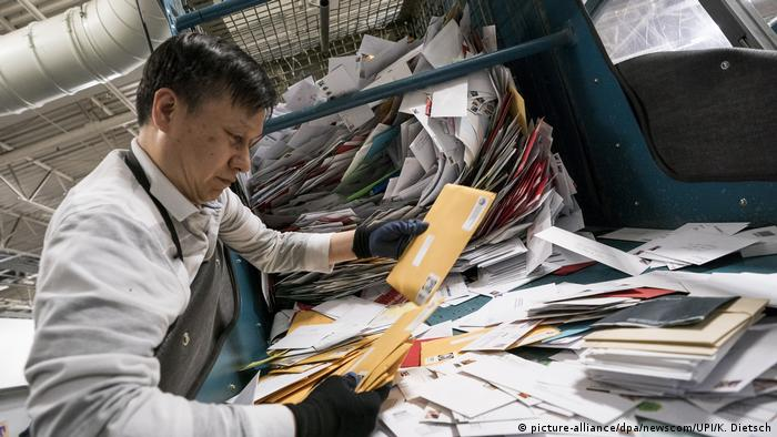 US Postal Service: Mail-in votes may not be counted in time for ...