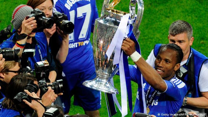 Fußball | Chelsea London | Didier Drogba