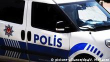 Türkei Polizei Bus Auto Symbolbild