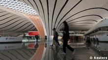 Flughafen Peking Daxing Eröffnung