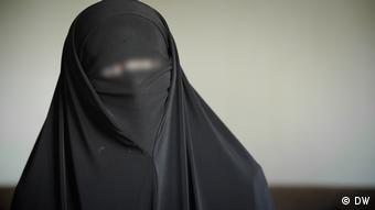 IS-Rückkehrerin Vlora (DW)