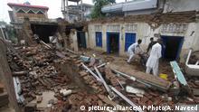 Pakistan Erdbeben