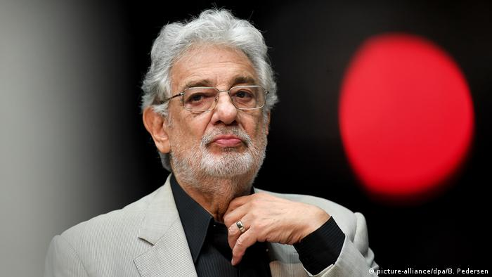 Plácido Domingo, en una imagen de 2018.