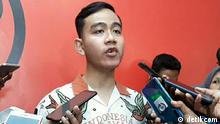 Indonesien Gibran Rakabuming Raka
