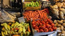 Nord-Mazedonien Skopje | Chemikalien in Obst und Gemüse