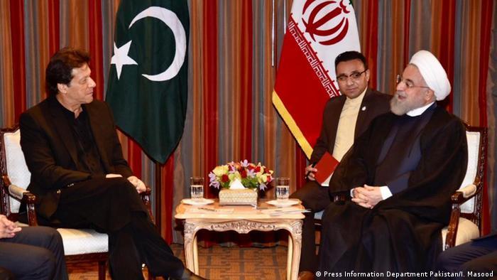 USA Pakistan Premierminister Imran Khan UN | Hassan Rohani