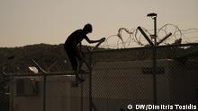 Minderjährige Flüchtlinge in Griechenland
