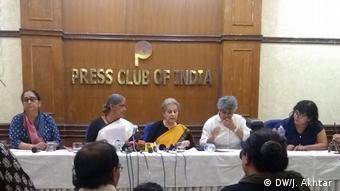 Indien Report Women's Voice Kashmir