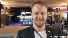 Daniel Freund - Europaparlament, Abgeordneter Bündnis90/Die Grünen