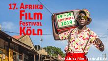 17. Afrika Film Festival Köln - Werbeplakat